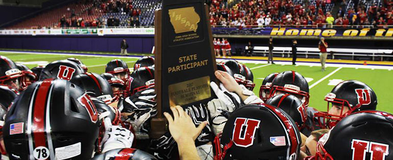 football state participants