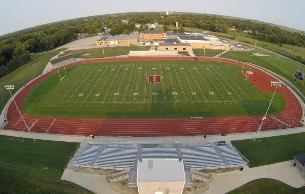 Aerial View of Union Stadium