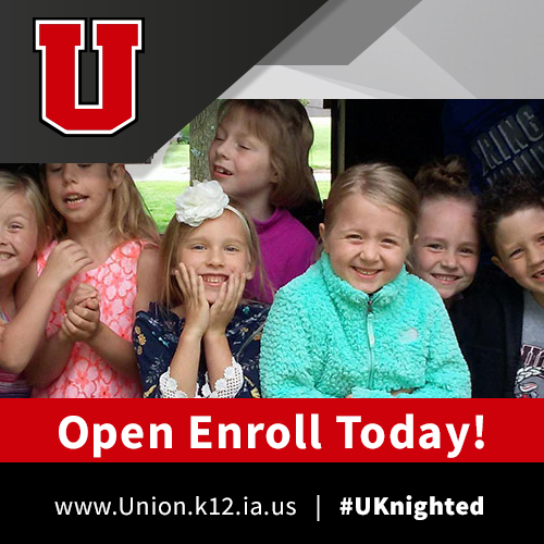 Open enroll today