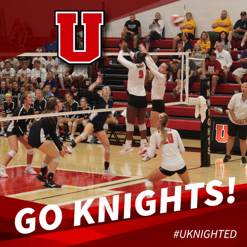 Go Knights Volleyball Congrats image