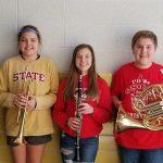 honor band students