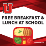 Free Breakfast and Lunch graphic