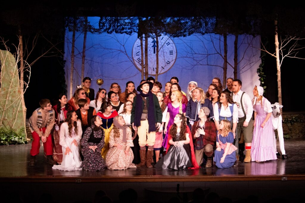 Into the Woods cast members
