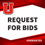Request for bids graphic